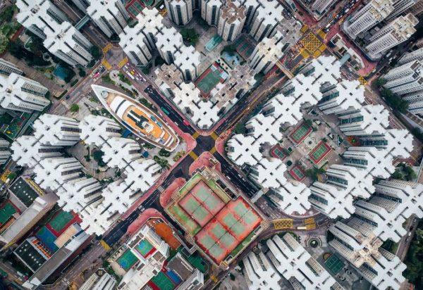 Ciudad amurallada #08, Hong Kong