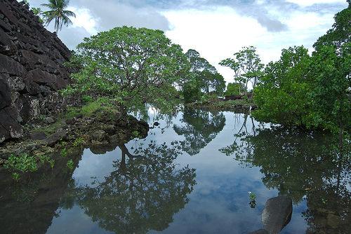Nan Madol, la misteriosa ciudad fantasma hallada a mitad del Pacífico