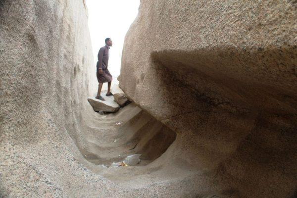 El increíble obelisco inconcluso de Asuán