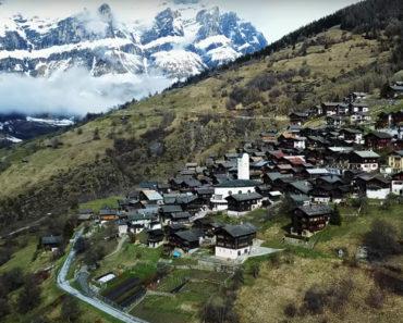Albinen, el pueblo suizo que regalará 60.000 euros a cada familia que llegue para quedarse