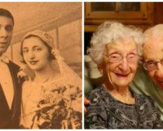 Pareja que lleva 85 años de matrimonio revela el secreto de su felicidad