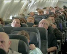 Los pasajeros se duermen, pero cuando se despiertan se sorprenden de por vida