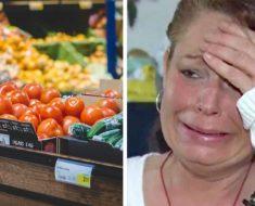 La policía arresta a madre de tres hijos cuando robaba una tienda – Al descubrir el motivo todo cambia