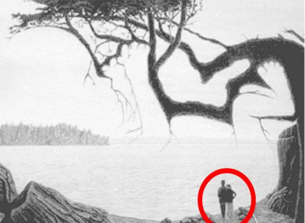 Sólo 1 de cada 10 puede ver 3 personas en esta foto – mira de cerca y descubre lo increíble