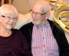 """Él tiene 104 años y acaba de comprometerse con su nuevo amor: """"Fue un flechazo"""""""