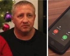 2 años después de la muerte de su esposa se volvió a casar – Entonces recibe una misteriosa llamada