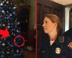 """2 policías se llevan una gran sorpresa al irrumpir en la casa equivocada: """"Era el destino que ocurriera así"""""""