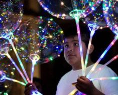 Aprende como crear un asombroso globo Led del que habla todo mundo. ¡Y muy económico!