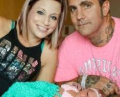 El besó que acabó con la vida de la pequeña Mariana, tenía sólo 6 días de nacida