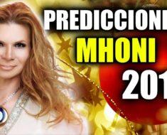 ¡ESCALOFRIANTE! Mhoni Vidente desvela lo que el 2018 tiene para nosotros