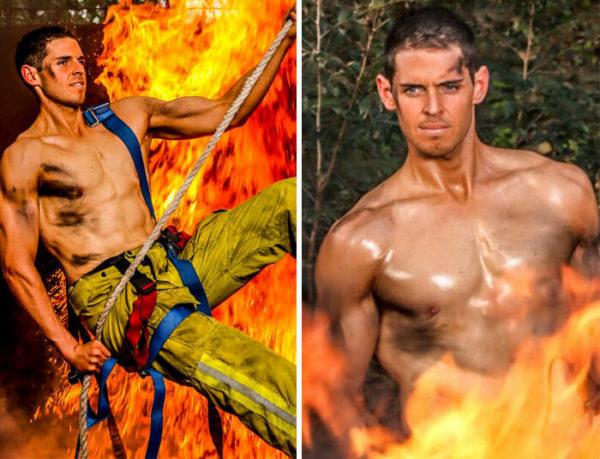 La increíble transformación de Sam: Ganó Biggest Loser y hoy trabaja como bombero