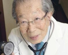 Doctor japonés de 105 años de edad recomienda estos 12 consejos saludables