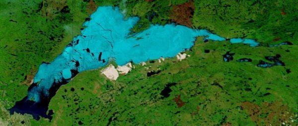 lago athabasca canada