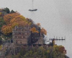 Las misteriosas ruinas del castillo de la isla de Bannerman