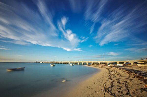 Muelle de Progreso en México | El muelle más largo del mundo