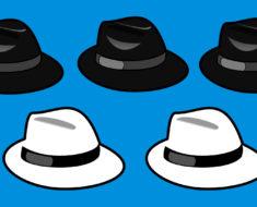 El Acertijo De Los 5 Sombreros. ¿Eres Capaz De Resolverlo?