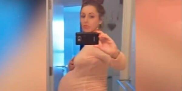 Mujer alquila su vientre a una pareja – Cuando ven de cerca la ecografía se quedan congelados