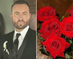 Padre se niega a dejar de enviar flores a su exmujer: Cuando entiendo el motivo brotan las lágrimas