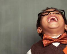 El fabuloso chiste de un niño que hace reír hasta al más serio