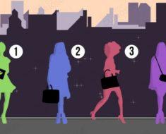 ¿Cuál de estas mujeres es la más vieja? Tu respuesta dice mucho de tu personalidad