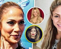 Mira como lucen las famosas sin photoshop y maquillaje