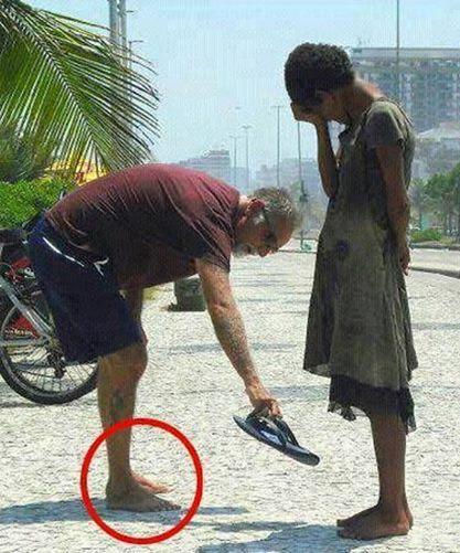 Fotógrafo capta cuando hombre hace esto con jovencita, ahora la foto se difunde como pólvora en la red
