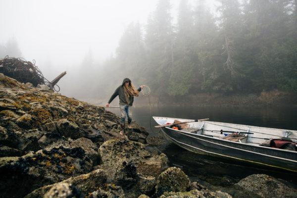 Mis Cosas Este Hombre Vive Solo En Una Remota Isla De Alaska
