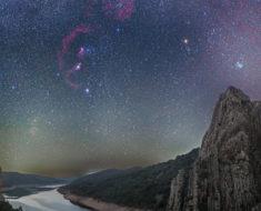Se inaugura en España un espectacular parque de cielo oscuro