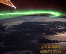 Estación Aurora. El primer hotel espacial de lujo abrirá sus puertas en el 2021