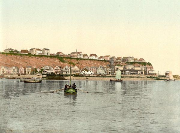 Heligoland, una pequeña isla alemana con un sorprendente pasado