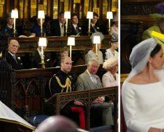 Boda del príncipe Harry y Meghan – el detalle en la foto que hace que miles derramen lágrimas