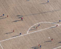 Este es el único estadio de fútbol del mundo que está en dos hemisferios al mismo tiempo