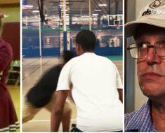 Se ríen de niña con síndrome de Down a sus espaldas: 3 chicos paran partido y corren hacia los acosadores