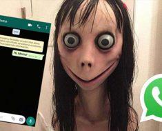 MOMO: NUNCA RESPONDAS a SUS MENSAJES de Whatsapp ¡Número MALDITO!