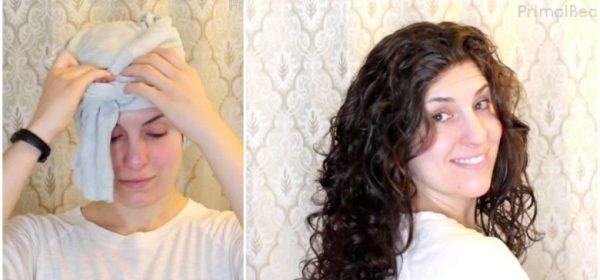 truco para tener cabello espectacular rizos