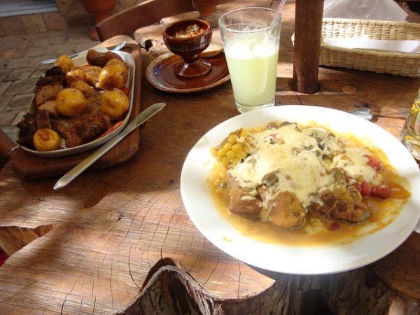 La oferta gastronómica de Villa de Leyva: una tentación para el paladar
