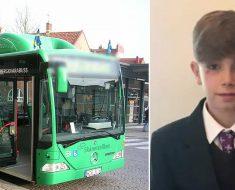 Estos chicos encontraron llorando a un niño en el autobús, lo que hicieron con él fue sorprendente…