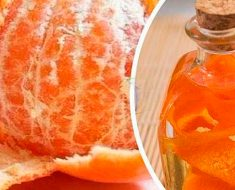 7 enfermedades que puedes sanar con la cáscara de mandarina, ¡olvídate de las medicinas!