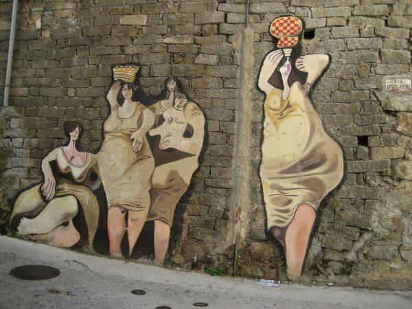 murales cerdeña