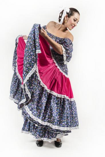 trajes tipicos de sinaloa para mujer