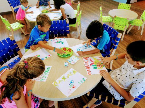 hotel ESTUDIO Playa Mujeres actividades para niños