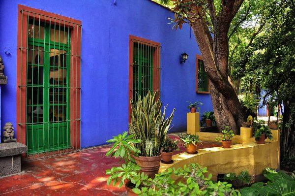 como llegar museo frida kahlo