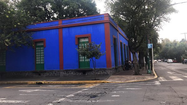 entradas museo frida kahlo