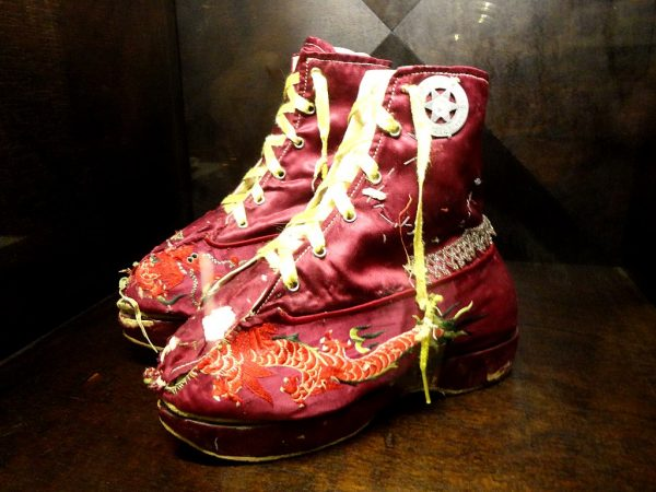 zapatos museo frida kahlo
