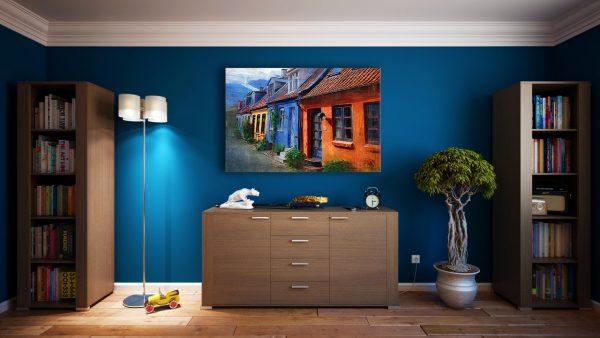 ideas que nos ayudan a organizar los muebles de casa