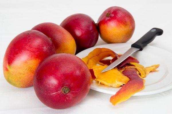 propiedades del mango para la piel