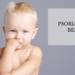 Psoriasis en bebés : Tipos y síntomas